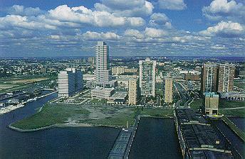 Newport Tower Jersey City Tenants